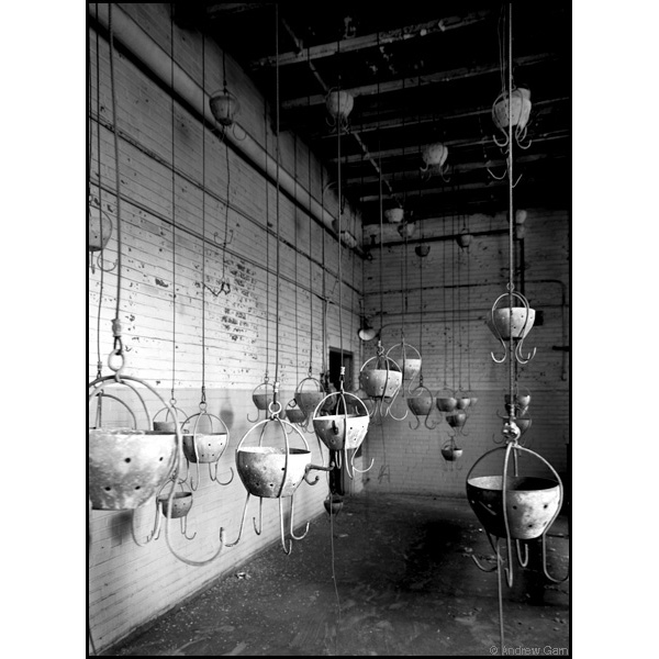 Welfare Room, Bethlehem Steel, PA