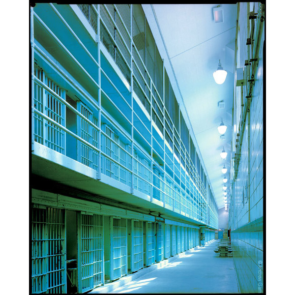 J.A. Thomas Cellblock B, Rikers Island, NY